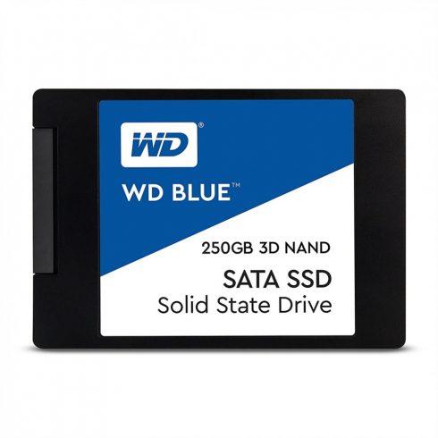 """Western Digital 250GB 2,5"""" SATA3 Blue 3D Series WDS250G2B0A"""